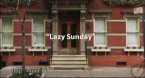 lazy_sunday