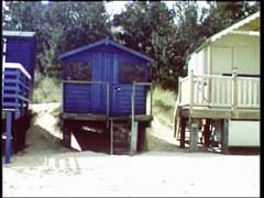 British Beach Hut Miscellany