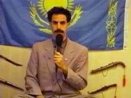 Borat Response