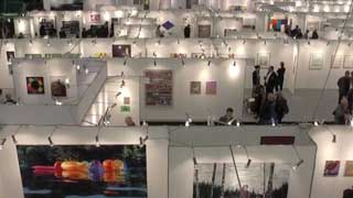 checkout art fairs