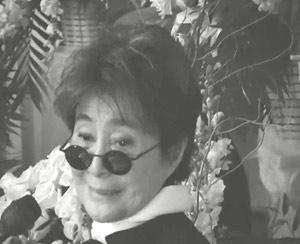 Yoko Nam June Paik